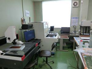 活躍している画像処理検査機と測長器