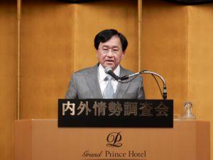 全国懇談会小林氏の講演