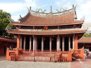 台湾高雄のお寺