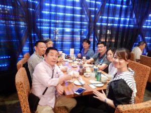 シンガポールの中華料理店