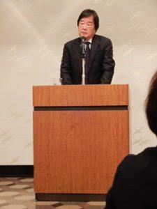 田中均氏の講演