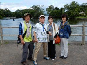 函館から大沼公園へ