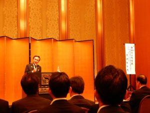 神奈川県知事の講演