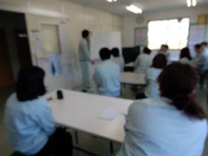 広野工場での勉強会