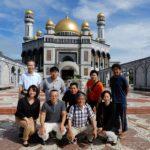 ブルネイ王様のニューモスク