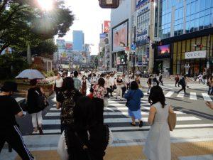 7月2日新宿で