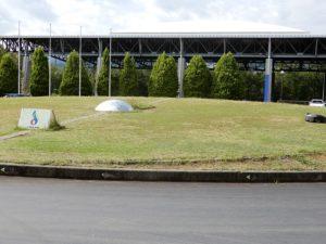 jビレッジの芝刈りロボット