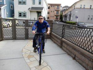 自転車を買ってきました