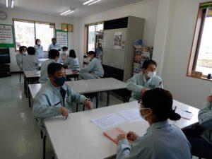 広野工場の勉強会