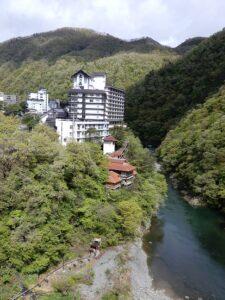 大川荘遠景